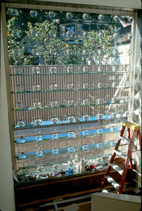 periscope window construction